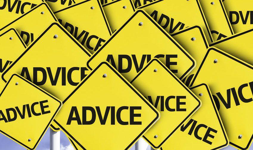 Hazardous Advice - watch out!